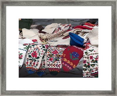 Colors Framed Print by Nina Simeonova