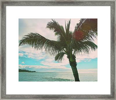 Colors Of Hawaii Framed Print by JAMART Photography