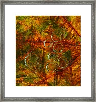 Framed Print featuring the photograph Colors Of Nature 10 by Sami Tiainen