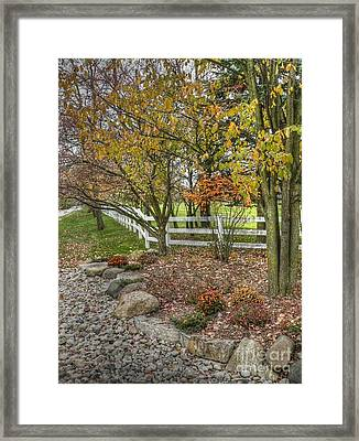 Colors Of The Day Framed Print by David Bearden