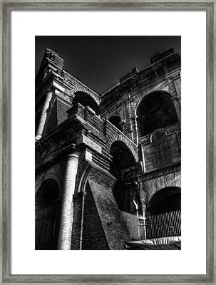 Coloseo 3 Framed Print by Brian Thomson