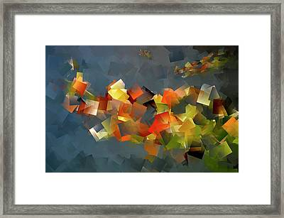 Colour Klatch Framed Print