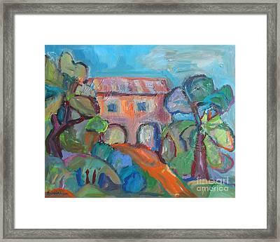 Colouresque 1 Framed Print by Marlene Robbins