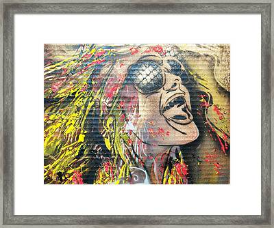 Colours Framed Print by Dorian Williams