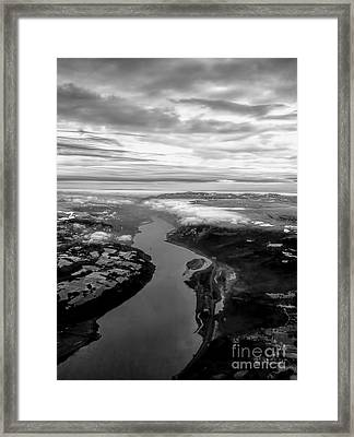 Columbia River Gorge Framed Print