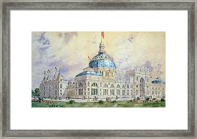 Columbian Exposition, 1893 Framed Print by Granger