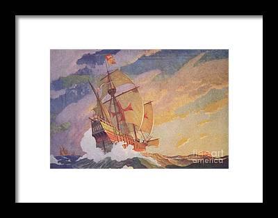 1506 Framed Prints