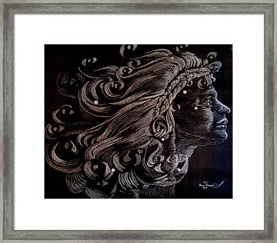 Coma Berenices Framed Print by Eric Hausel
