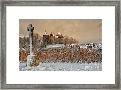 Combourg Castle 2 Framed Print