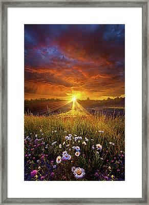 Come Again Another Day Framed Print by Phil Koch