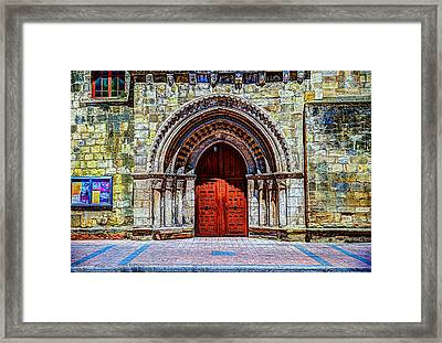 Come All Framed Print by Dado Molina