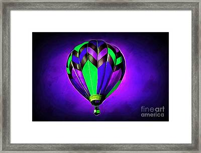 Come Away With Me II Framed Print by Krissy Katsimbras
