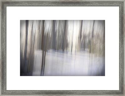 Come Away With Me Framed Print by Margaret Denny