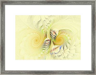 Come Dance With Me Framed Print by Deborah Benoit
