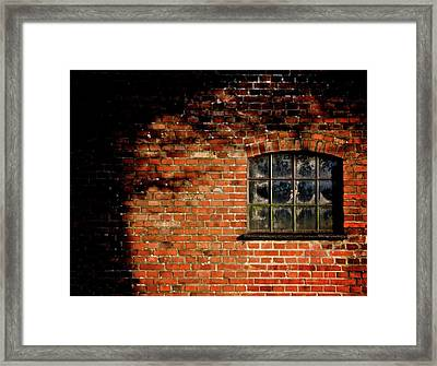 Come Darkness Framed Print