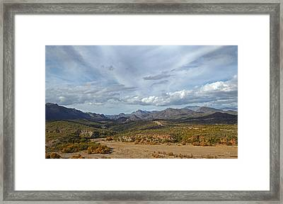 Come Explore Framed Print by Gordon Beck