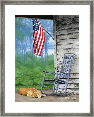 Come Home Framed Print