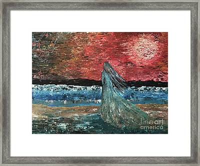 Come Home To Me Two Framed Print by Heather McKenzie
