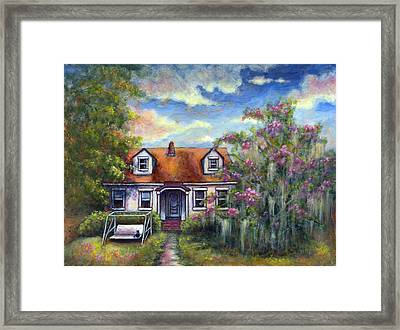 Come Let Me Love You Framed Print by Retta Stephenson