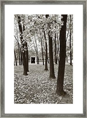 Come On In Framed Print by James Steele