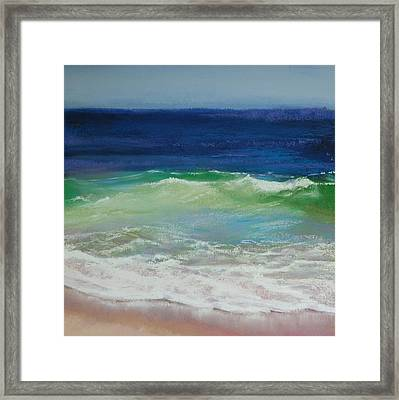 Come On In Framed Print by Jeanne Rosier Smith