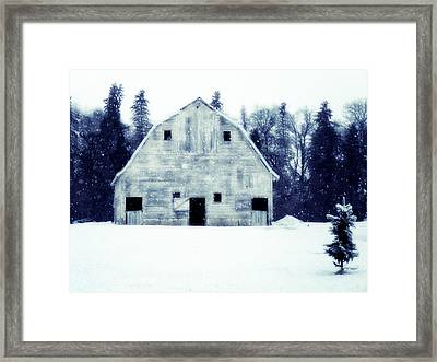 Come On In Framed Print by Julie Hamilton