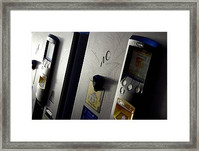 Come Quickly Framed Print by Jez C Self