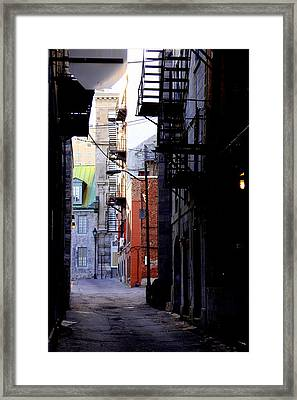 Come Search For Me.  Framed Print by Russell Styles