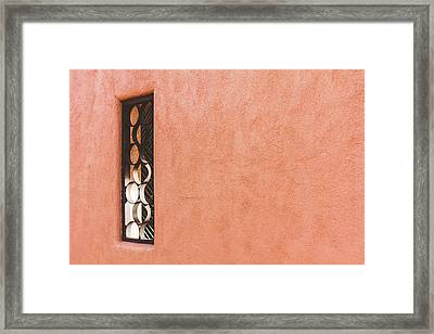 Come To My Window Framed Print