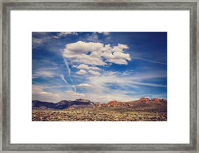 Come Together Framed Print by Laurie Search