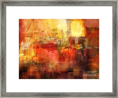 Come Together Framed Print