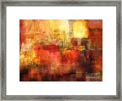 Come Together Framed Print by Lutz Baar