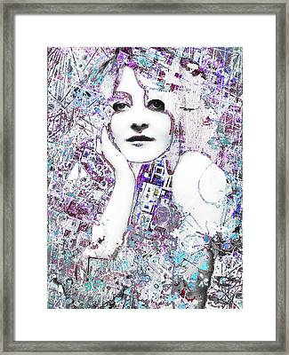 Comes In Colors Framed Print