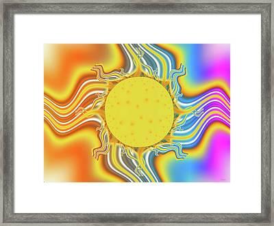 Comfort Framed Print