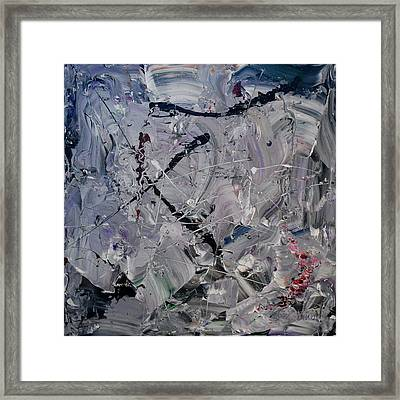 Comfortably Numb Framed Print by Timothy Clayton