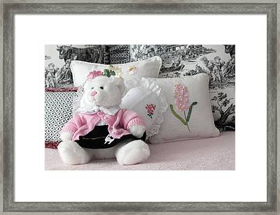 Comforts Of Home Framed Print