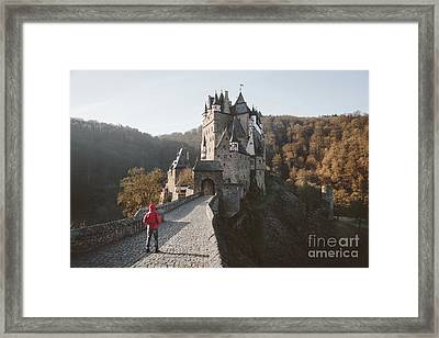 Coming Home Framed Print by JR Photography