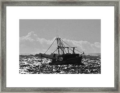 Coming Home Framed Print by Odille Esmonde-Morgan
