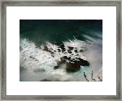 Framed Print featuring the photograph Coming Out by Harsh Malik