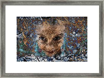 Coming Out Framed Print by Ioulia Sotiriou