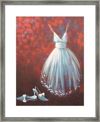 Coming Out Framed Print by Nicola Hill