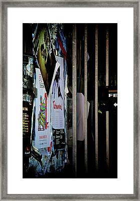 Coming Soon Framed Print by Odd Jeppesen