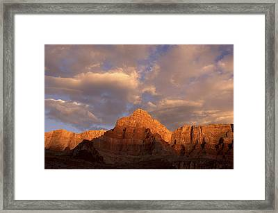 Commanche Point  Grand Canyon National Park Framed Print by NaturesPix