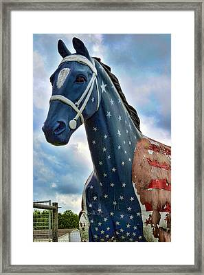 Commerford Entrance Framed Print