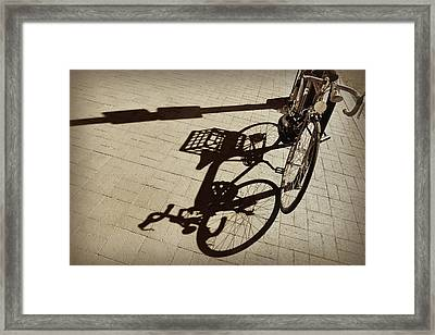 Common Ground Framed Print by Iryna Goodall