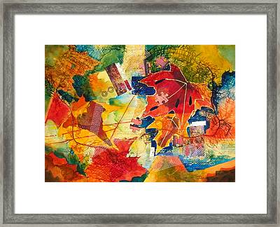 Common Ground Framed Print by Terry Honstead