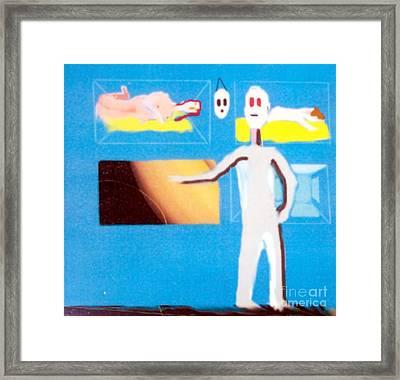 Communion Framed Print