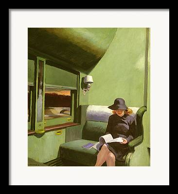 Compartments Framed Prints