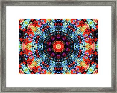 Compassion Framed Print