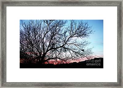 Completion  Framed Print